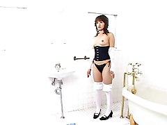 Sexy Japanese Female Fucks For Fun