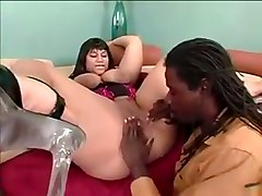 Black Bubble Butt Bootyluscious