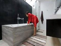 April Oneil Bathroom Sex