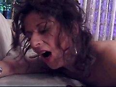 Mature Brunnette Gets Fucked