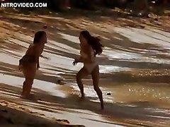 Nude Celeb Milla Jovovich In Erotic Scenes