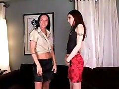 Lesbian Seduction 1  Cireman