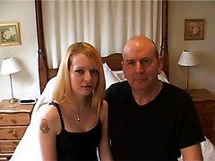 British Rachael Fucked In Stockings