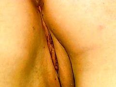 Brunette Gets Her Holes Prodded
