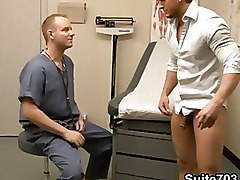 Doctor S Exam And Cock Sucking