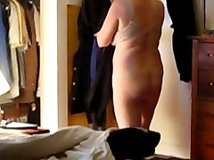52yo Ann Undresses For Bed   What Would You Do With Her