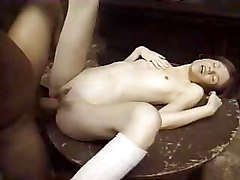 Cowboy Fuck A Lil Chick - First Time- Anal- Blow Job