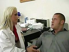 Sexy Dentist Tanya James