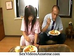 Teen Breakfast Sex Nakamura
