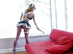Hot French Maid Sluts Are Great Blowjob Babes