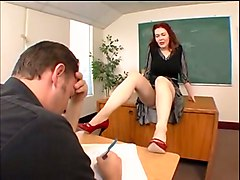 Mae Victoria - Dirty Big Butt Teachers 2 - Scene 1