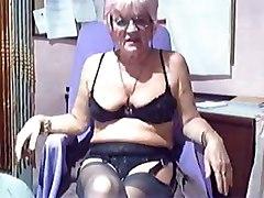 Homemade Amateur Granny