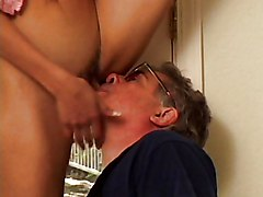 Very Hot Black Is Licked Professional