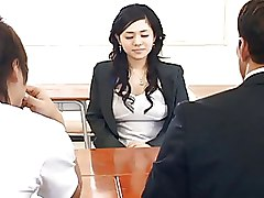 Sora Aoi Sexy Japanese Student Is Getting Fucked In The Classroom
