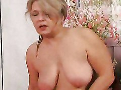 Granny Seduces Her Young Friend 4 6