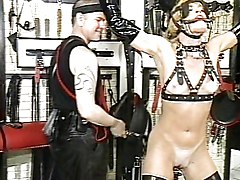 Dominating A Wicked Blonde