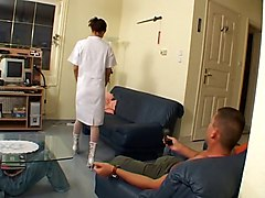 Eurobitch A2 Nurse Dp