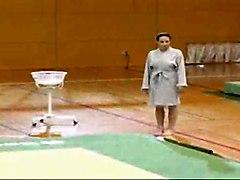 Corina Ungureanu Topless Floor