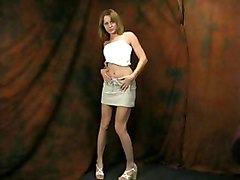 Girl Stripping   Lexi