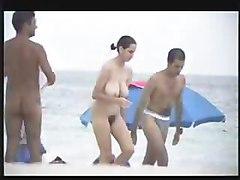 Fav Busty Beach 2