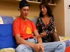 Mature Mom Son 5