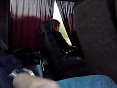 Public Masturbation Jerking Dickflash In Bus