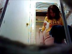 Girl In Bathroom 5