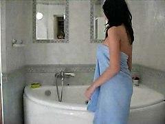 Hot Teen Molly Getting Fucked In The Bathroom