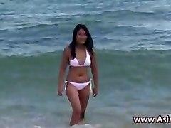 My Thailand Girl On The Beach