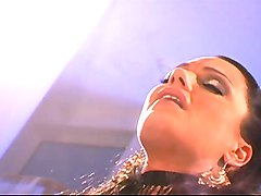 Horny Belladona On The Stairs  Vm