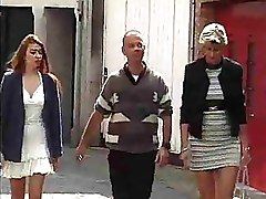 Married Couple Trick Younger Chick Into Having A Threesome