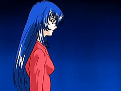 Anime Girl Bondaged By Witch