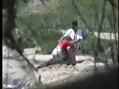 Outdoor Blowjob Video - Voyeur