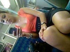 Upskirt Train