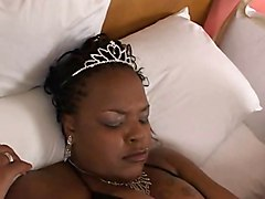 Big Ebony Clit Licking