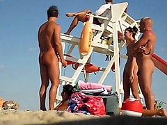 Sandy Hook Nude Beach