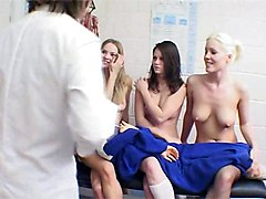Yet Another British Lesbian Threesome Part 2