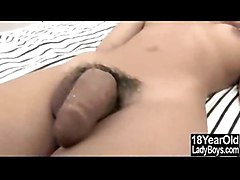 Cum On Little Tranny Teen