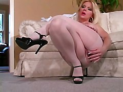 Milf In Pantyhose