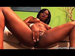 Hot Ebony Pussy Waiting For Dick