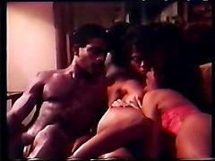 Classic Ebony Sex Compilation  German Dub