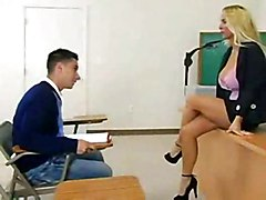 Hot Teacher Holly Halston
