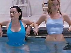 Paget Brewster   The Big Swim