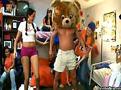 Naked Man On Teen Party