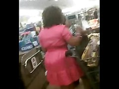 Black Bitch I Fucking Nailed At The Grocery Store