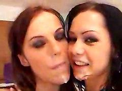 Amanda And Angelina Crow Dp