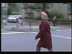 Female Traffic Warden In Heat 2of2  French  O O