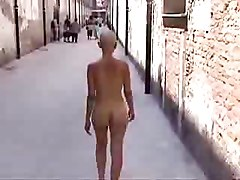 Nude In Public Shaved