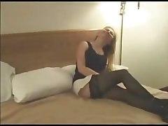 Orgia di cazzi neri per moglie matura troia