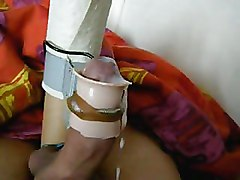 Autosex My Modified Vibrator Stroker